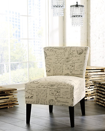 Ravity Taupe Accent Chair