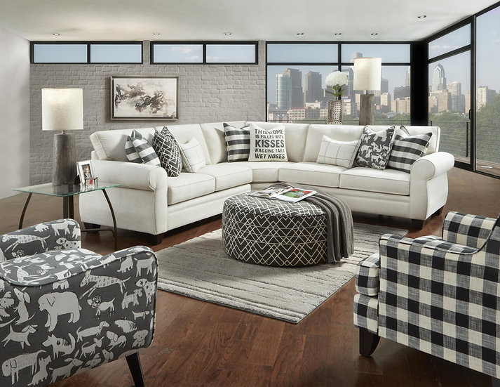 POPSTICH SHELL SECTIONAL