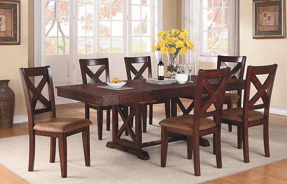 Retreat Dining Table Set (7 Pc)