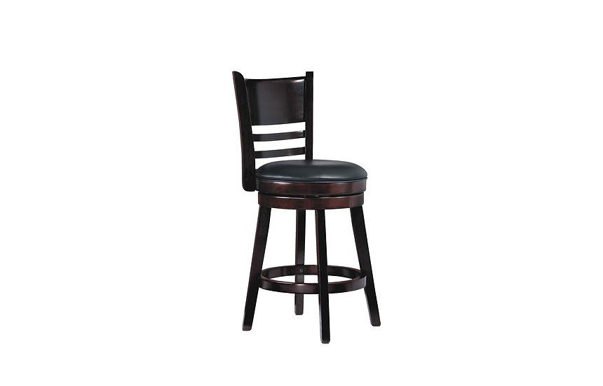 Porter Bar Stool (Striped Back)