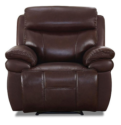 Summerland Leather Recliner W/Power Headrest