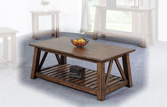 "Newport 50"" Coffee Table-"