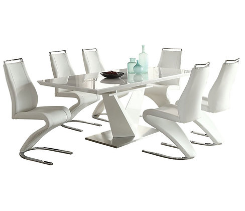 Noel Dining Table Set (7 Pc )