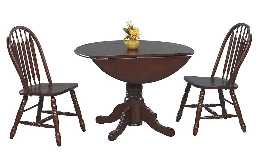 """Vintage 42"""" Table"""