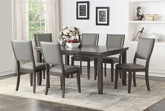 Elanor Dining Table Set (7 Pc)