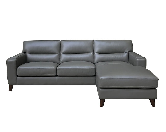 Miami Leather Sectional
