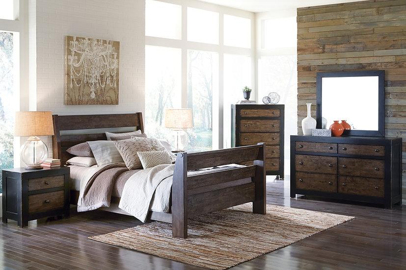 Emerfield Bed Set