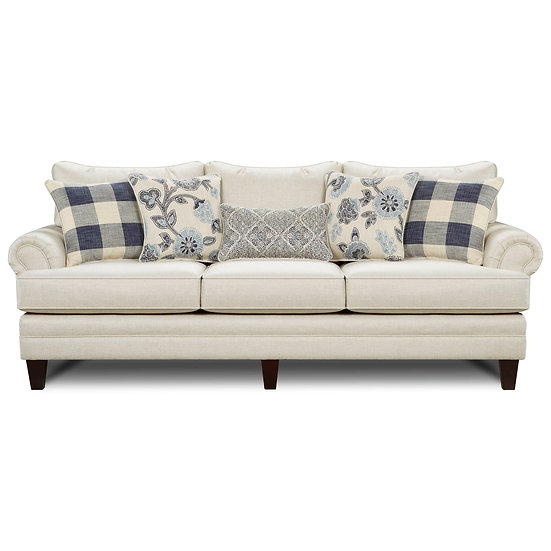 Catalina Linen Linen Sofa