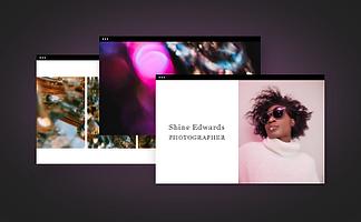 12 umwerfende Fotografie-Portfolios als Beispiel