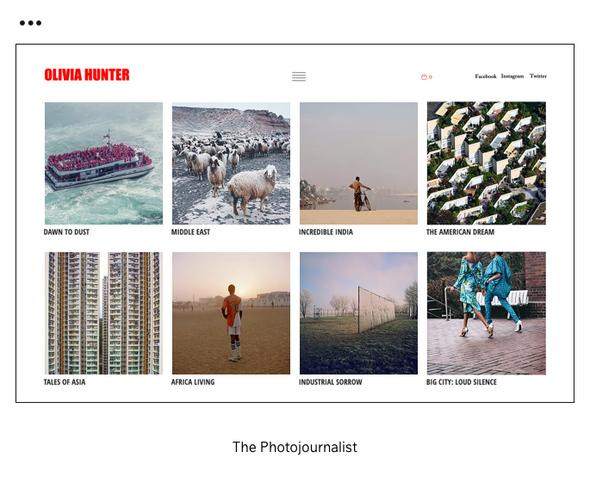 The Photojournalist