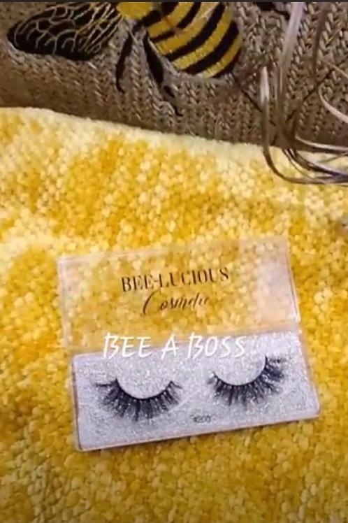 Bee a Boss Mink Lash