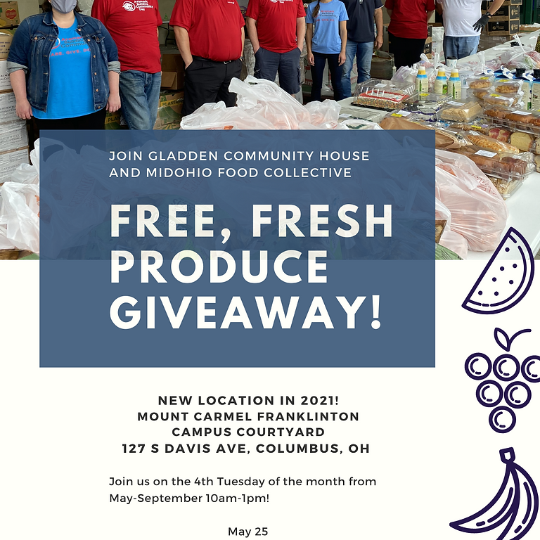 September Produce Giveaway