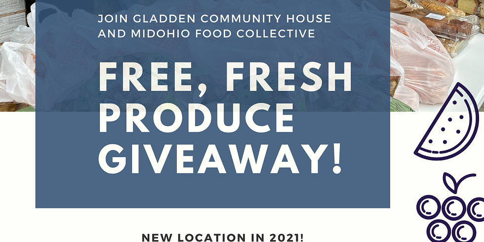 August Produce Giveaway