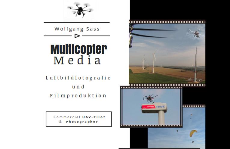 Multicopter-Media