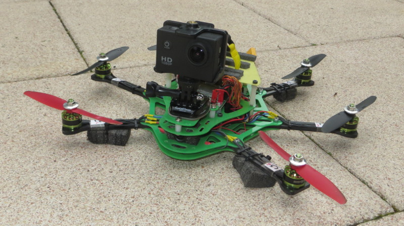 Mini-Hexacopter