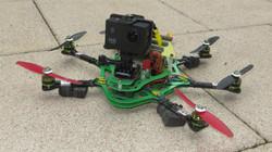 Mini-Hexacopter