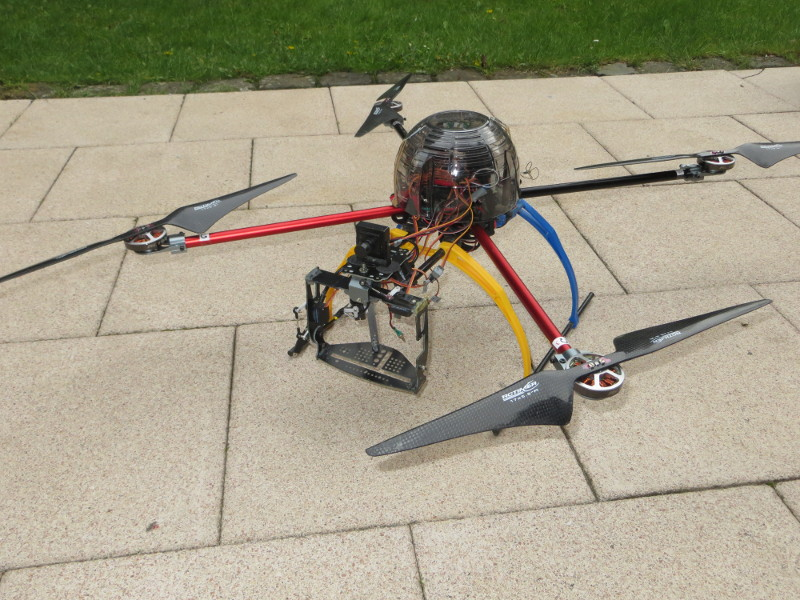 Quadcopter AQ800