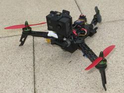 Mini-Tricopter