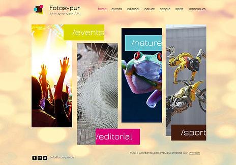 Link zu Fotos-pur.de