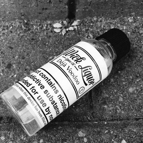 Wick Liquor - Deja Voodoo Big Block - 50ml (0mg)