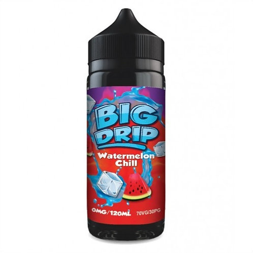 Big Drip Watermelon Chill Zero nicotine