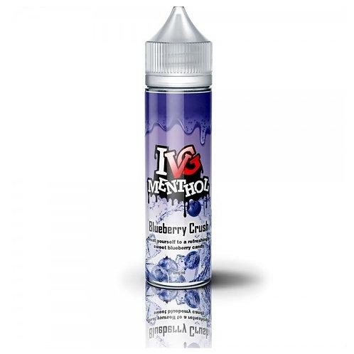 Blueberry Crush Shortfill