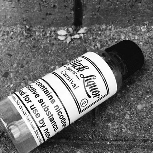 Wick Liquor - Carnival Big Block - 50ml (0mg)