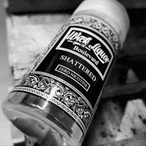 Wick Liquor - Boulevard Shattered Juggernaut - 150ml (0mg)