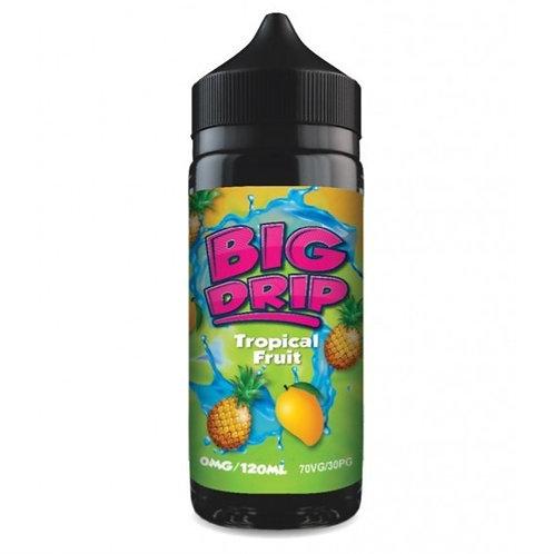 Big DBig Drip Tropical Fruit 100ml Zero nicotine