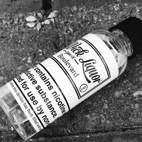Wick Liquor - Boulevard Big Block - 50ml (0mg)