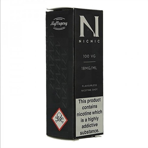 NicNic Nicotine Shot 10ml