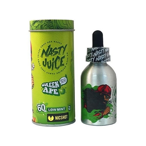 Nasty Juice - Green Ape 50ml (0mg)