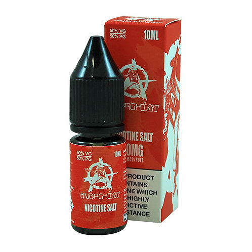 Anarchist Red Nic Salt 10ml