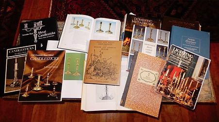 Candlestick books