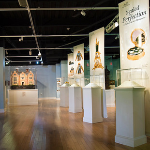 Design, KSB Collection, Scaled to Perfection Exhibit, 2018