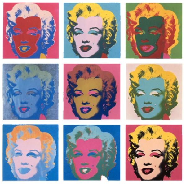 Original Composition by Andy Warhol