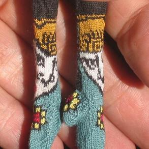 Japanese Socks, 2007