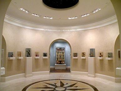 Museum Design and Exhibits