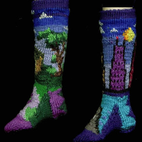 City Country Socks