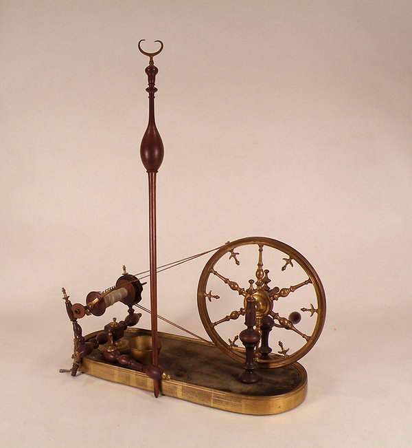 sw8  French spinning wheel, I bought thi