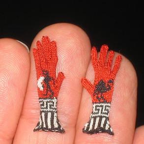 Ancient Greek Gloves