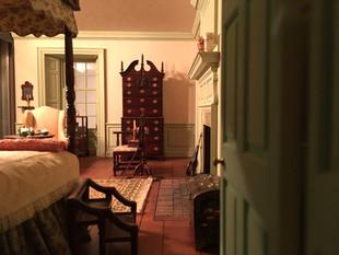 Twin Manors, bedroom