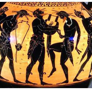 Greek Dancers