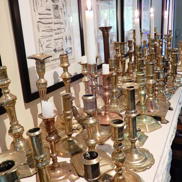 WRR's Candlestick Collection