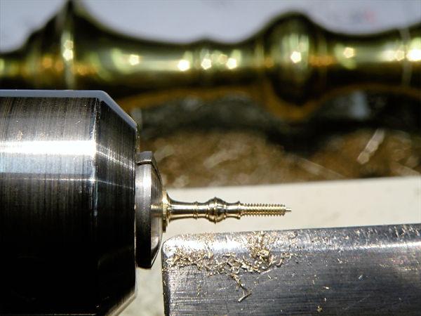 12 Making an 18th c. English candlestick