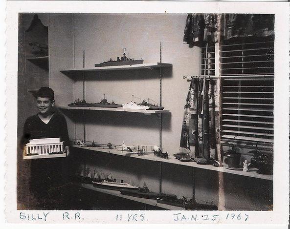 Bill age 11