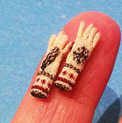 Estonia Gloves