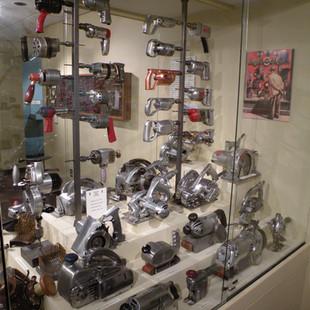 Design, Antique Tool Exhibit, NMTM, KCMO, 2009