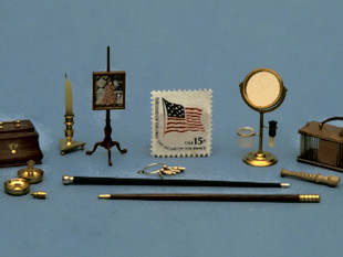 Miniature accoutrements, 1979