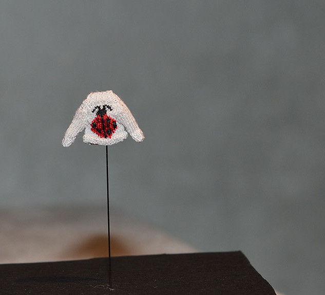 Micro Mini Ladybug